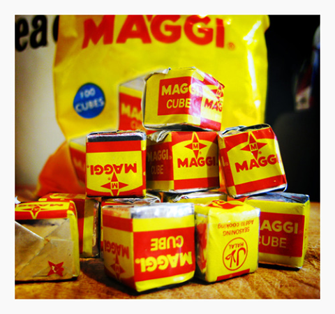Exemple Cube Maggi